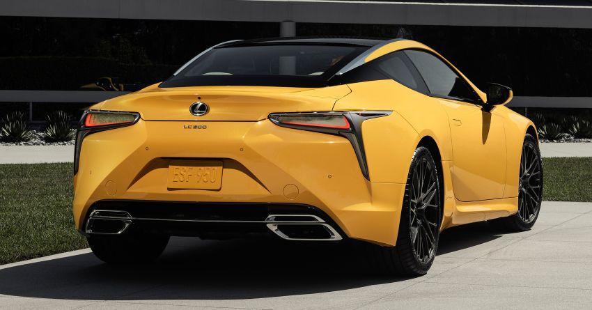 Lexus LC Inspiration Concept & custom UX250h debut Image #854266