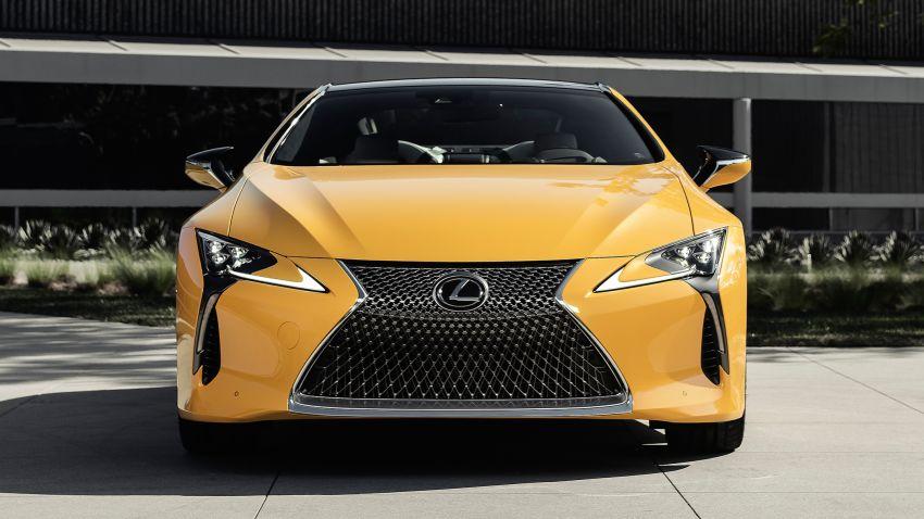 Lexus LC Inspiration Concept & custom UX250h debut Image #854267