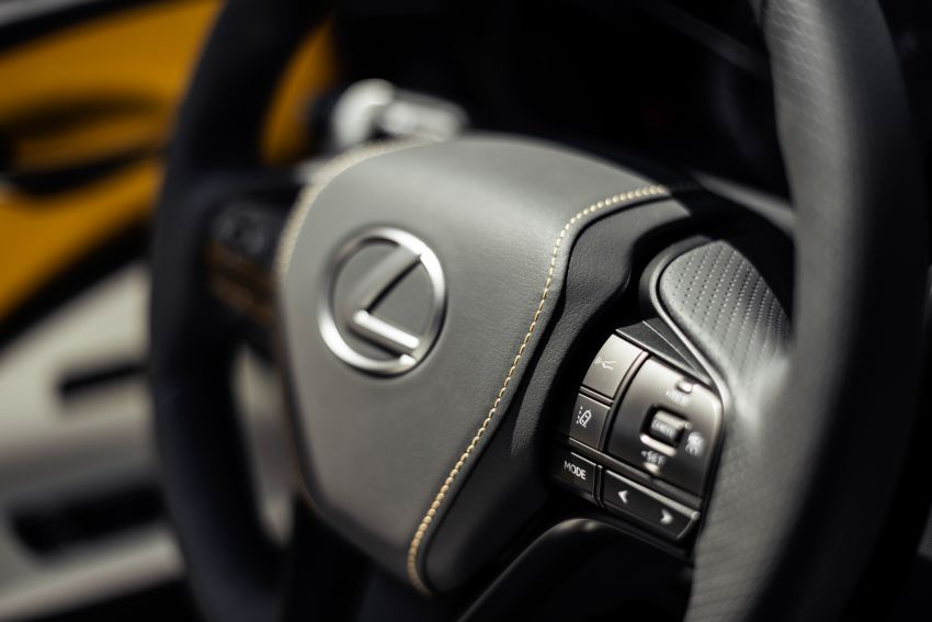 Lexus LC Inspiration Concept & custom UX250h debut Image #854254