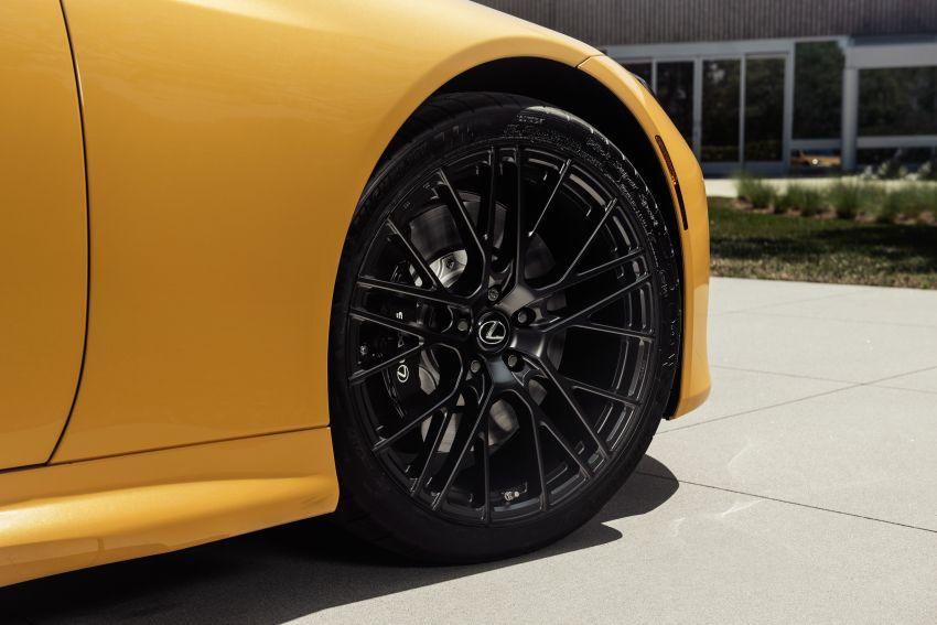 Lexus LC Inspiration Concept & custom UX250h debut Image #854255