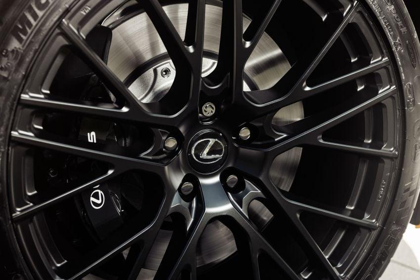 Lexus LC Inspiration Concept & custom UX250h debut Image #854256