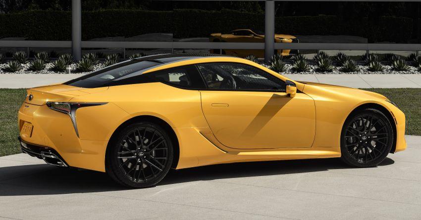 Lexus LC Inspiration Concept & custom UX250h debut Image #854257