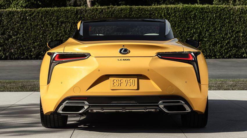 Lexus LC Inspiration Concept & custom UX250h debut Image #854258