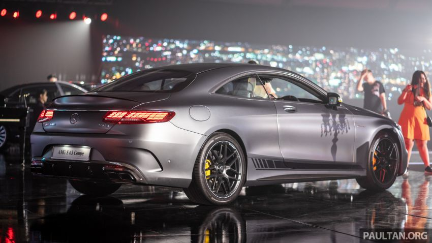 Mercedes-Benz S560 Cabriolet and AMG S63 Coupé facelifts launched in Malaysia – from RM1.3 million Image #846240