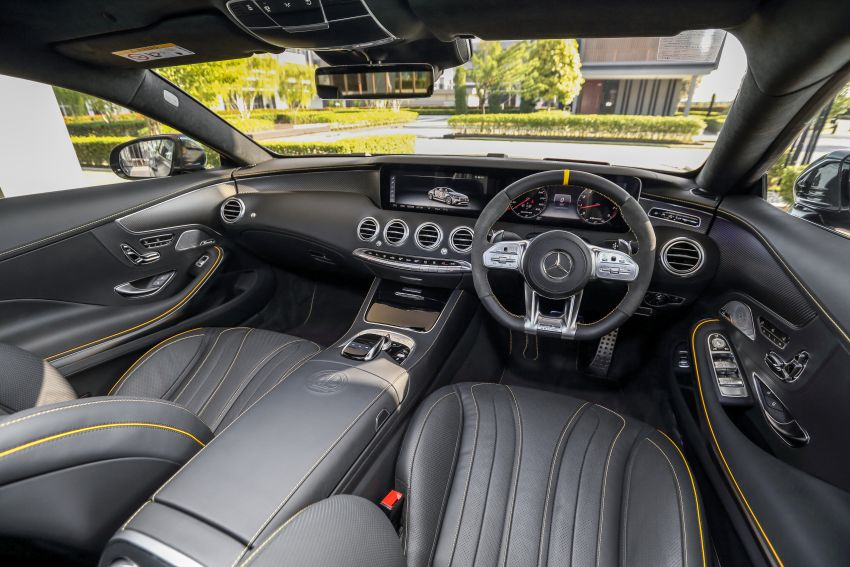 Mercedes-Benz S560 Cabriolet and AMG S63 Coupé facelifts launched in Malaysia – from RM1.3 million Image #845583