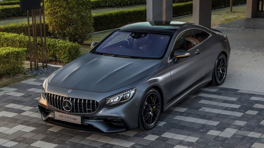 Mercedes-Benz S560 Cabriolet and AMG S63 Coupé facelifts launched in Malaysia – from RM1.3 million Image #845567
