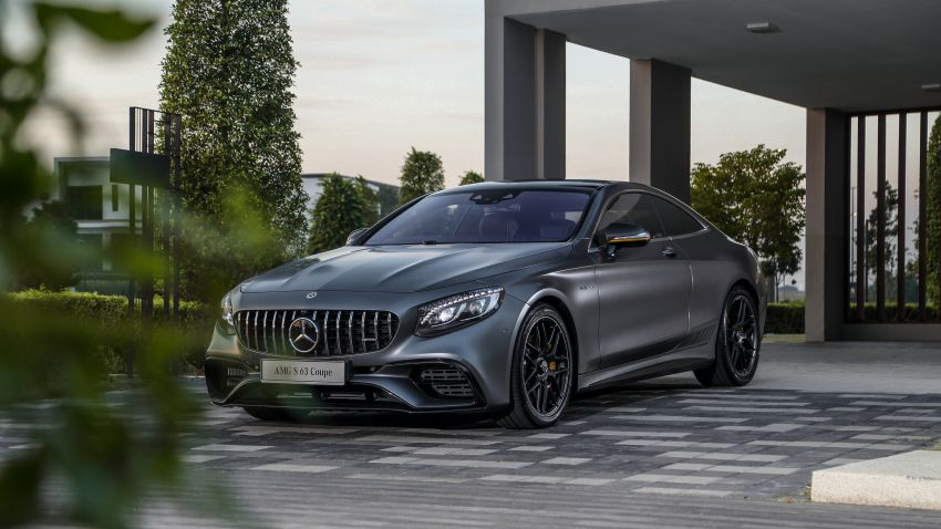 Mercedes-Benz S560 Cabriolet and AMG S63 Coupé facelifts launched in Malaysia – from RM1.3 million Image #845568