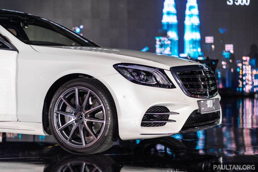 W222 Mercedes-Benz S-Class facelift launched in Malaysia – S450 L, 9G-Tronic, 3.0L V6, RM699,888 Image #846289