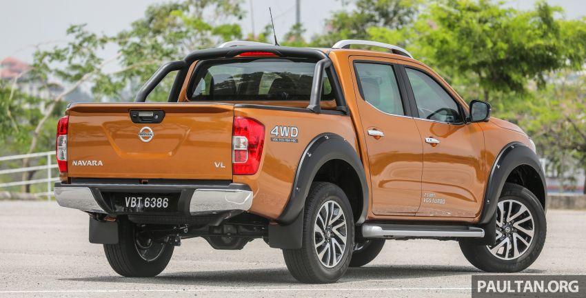 GALLERY: Nissan Navara VL Plus – top spec, RM120k Image #853728