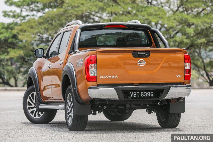 GALLERY: Nissan Navara VL Plus – top spec, RM120k Image #853730