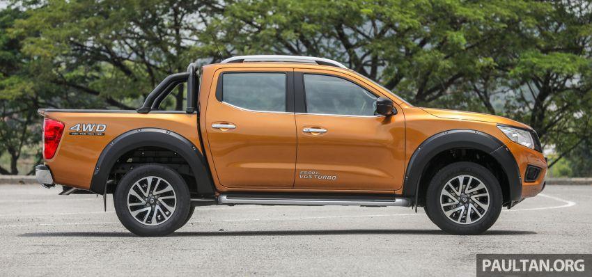 GALLERY: Nissan Navara VL Plus – top spec, RM120k Image #853732