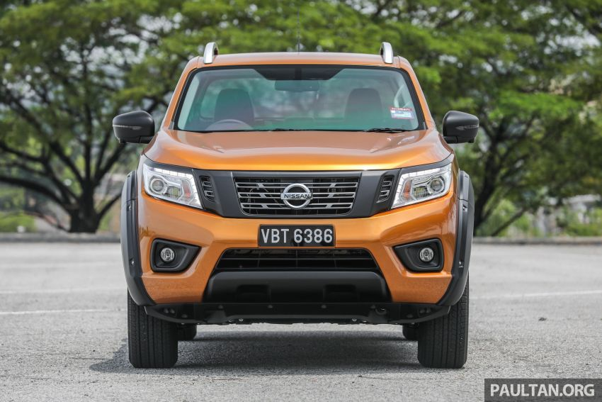 GALLERY: Nissan Navara VL Plus – top spec, RM120k Image #853734