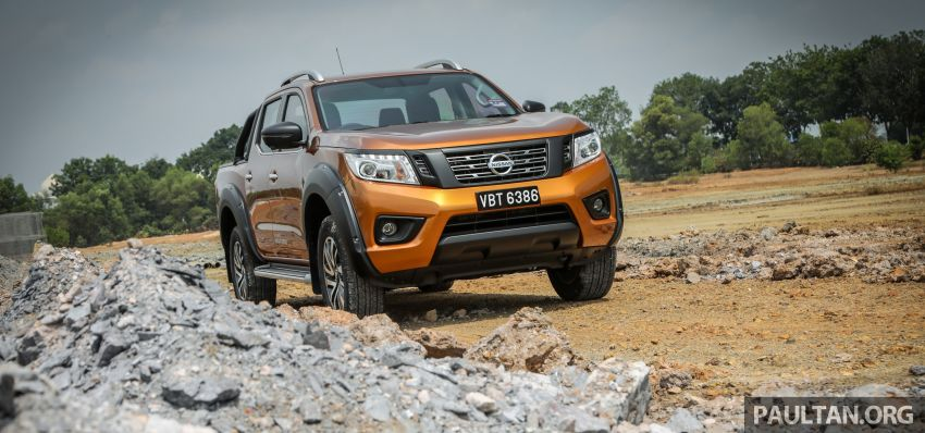 GALLERY: Nissan Navara VL Plus – top spec, RM120k Image #853719