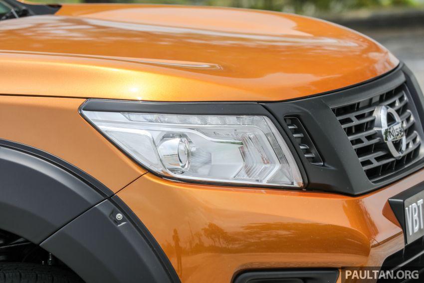 GALLERY: Nissan Navara VL Plus – top spec, RM120k Image #853740