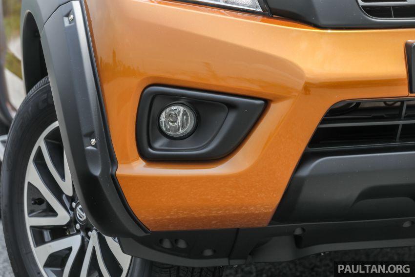 GALLERY: Nissan Navara VL Plus – top spec, RM120k Image #853741