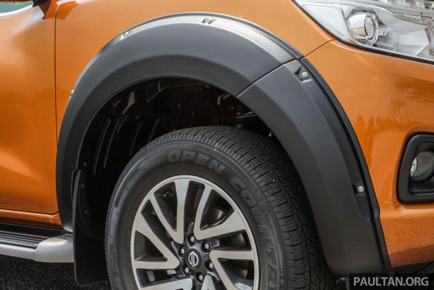 GALLERY: Nissan Navara VL Plus – top spec, RM120k Image #853745