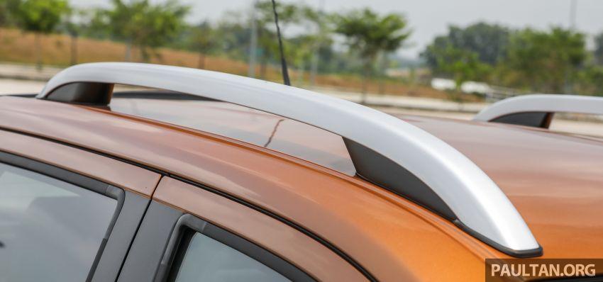 GALLERY: Nissan Navara VL Plus – top spec, RM120k Image #853747