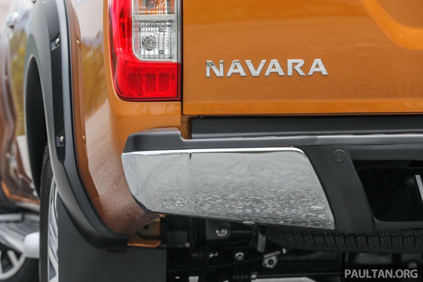 GALLERY: Nissan Navara VL Plus – top spec, RM120k Image #853754