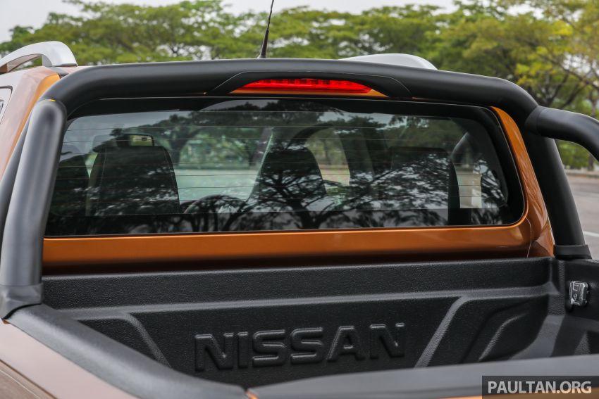GALLERY: Nissan Navara VL Plus – top spec, RM120k Image #853758