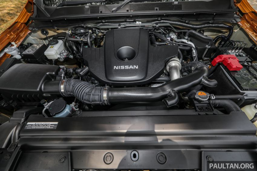 GALLERY: Nissan Navara VL Plus – top spec, RM120k Image #853762