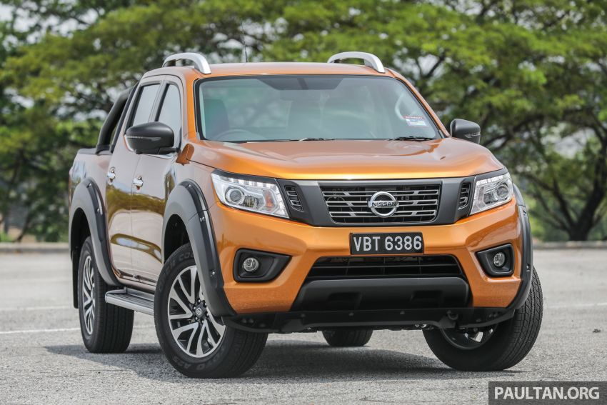 GALLERY: Nissan Navara VL Plus – top spec, RM120k Image #853723