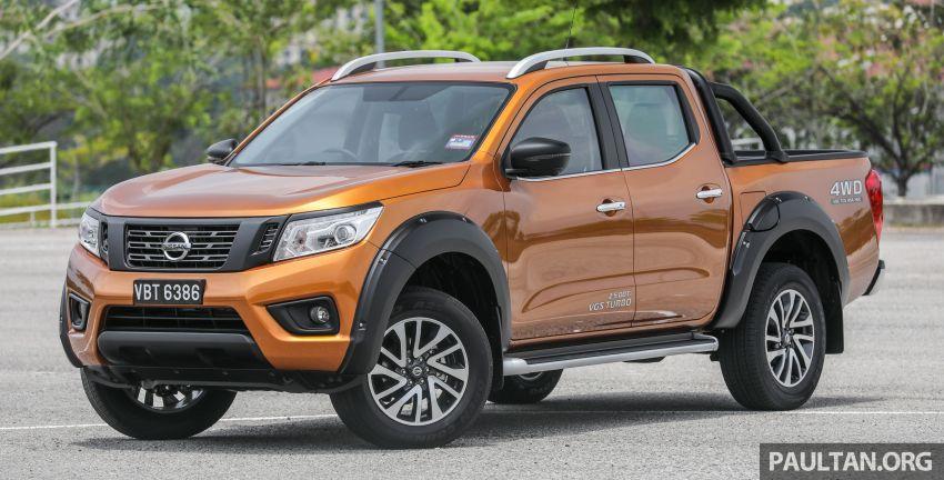 GALLERY: Nissan Navara VL Plus – top spec, RM120k Image #853724