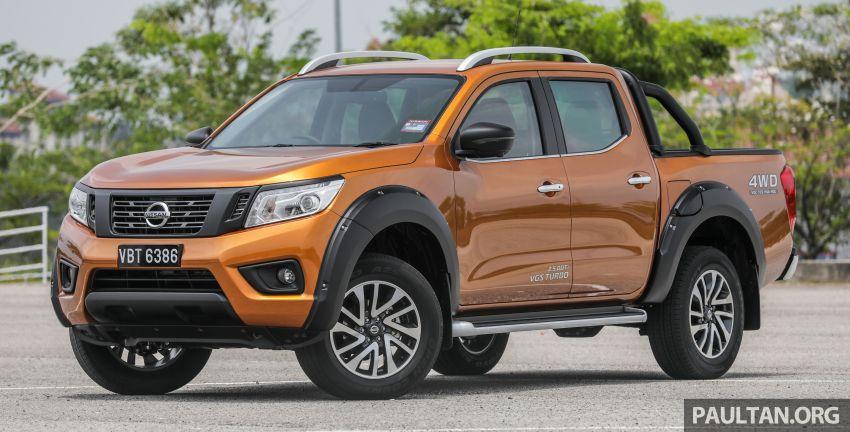 GALLERY: Nissan Navara VL Plus – top spec, RM120k Image #853725