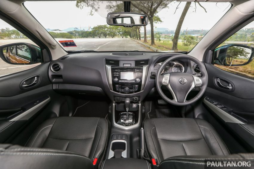 GALLERY: Nissan Navara VL Plus – top spec, RM120k Image #853764