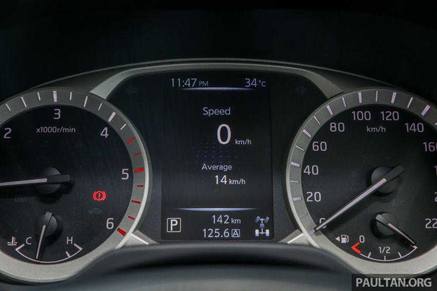 GALLERY: Nissan Navara VL Plus – top spec, RM120k Image #853776