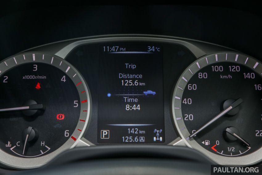 GALLERY: Nissan Navara VL Plus – top spec, RM120k Image #853777