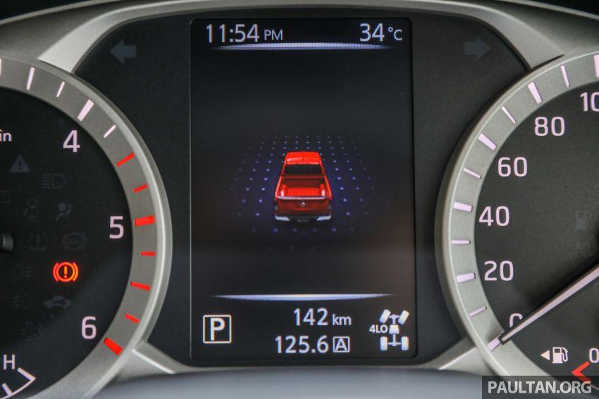 GALLERY: Nissan Navara VL Plus – top spec, RM120k Image #853781