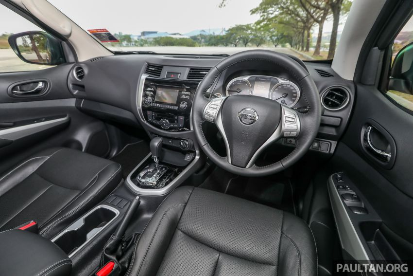 GALLERY: Nissan Navara VL Plus – top spec, RM120k Image #853796