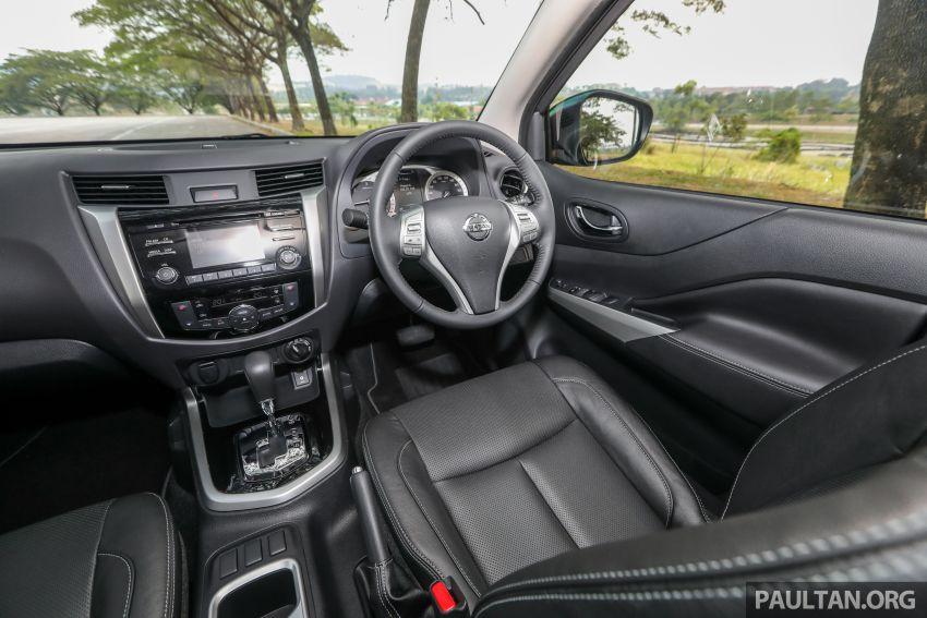 GALLERY: Nissan Navara VL Plus – top spec, RM120k Image #853797