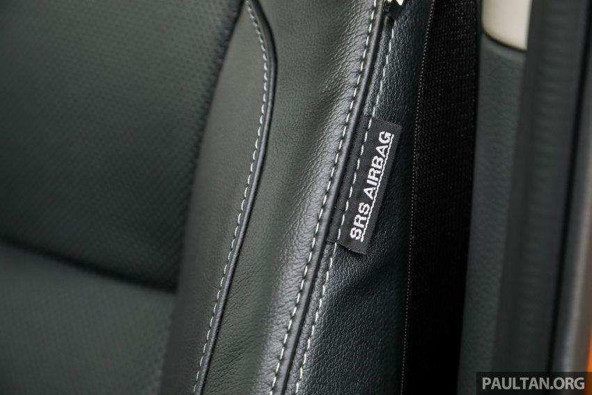 GALLERY: Nissan Navara VL Plus – top spec, RM120k Image #853808