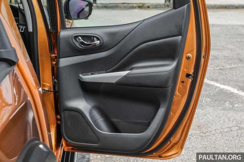 GALLERY: Nissan Navara VL Plus – top spec, RM120k Image #853817