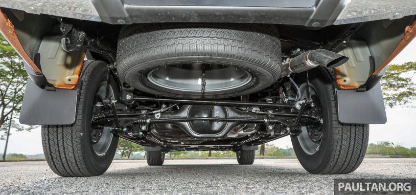 GALLERY: Nissan Navara VL Plus – top spec, RM120k Image #853819