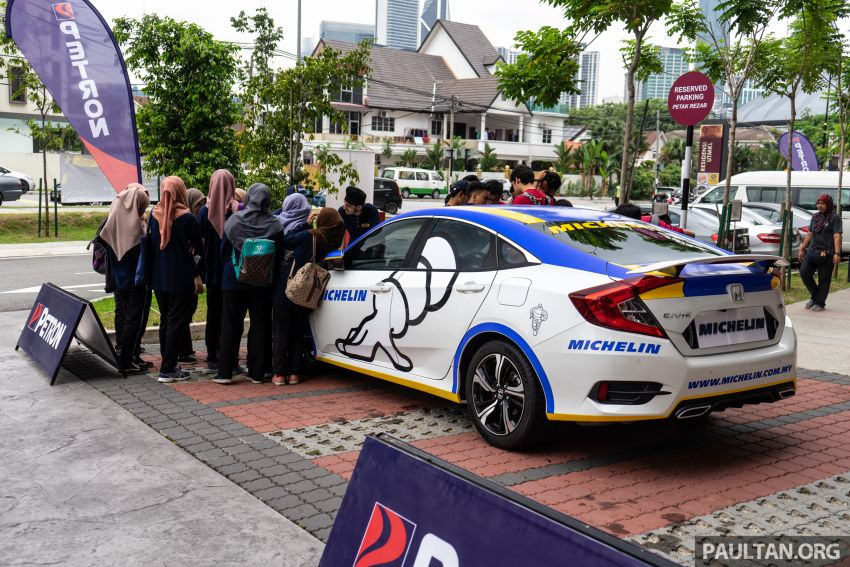 Petron kicks off Road Safety Program in UTM KL, aims to inculcate good driving habits to 5,000 students Image #849338