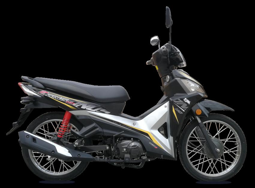 2018 SYM E Bonus 110 in Malaysia, from RM3,768 Image #854819