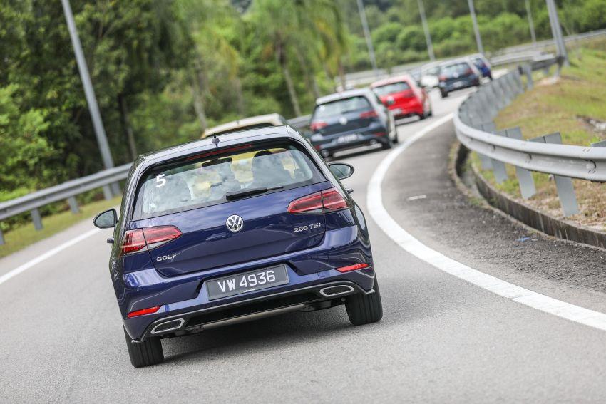 DRIVEN: Volkswagen Golf Mk7.5 – meeting all needs Image #852166