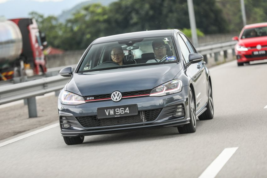 DRIVEN: Volkswagen Golf Mk7.5 – meeting all needs Image #852167