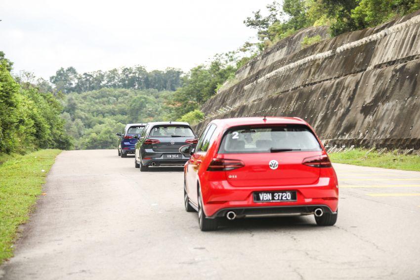 DRIVEN: Volkswagen Golf Mk7.5 – meeting all needs Image #852170
