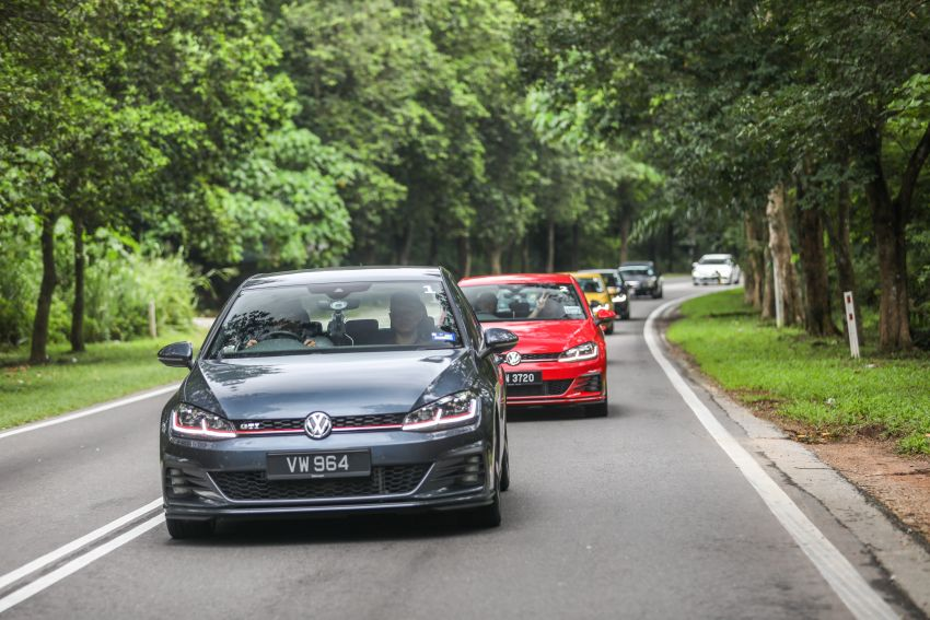DRIVEN: Volkswagen Golf Mk7.5 – meeting all needs Image #852172