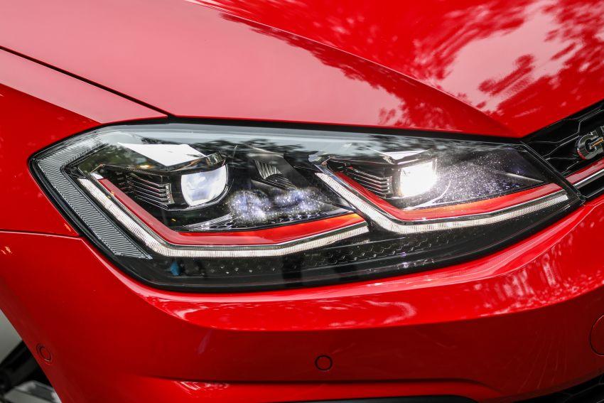 DRIVEN: Volkswagen Golf Mk7.5 – meeting all needs Image #852175