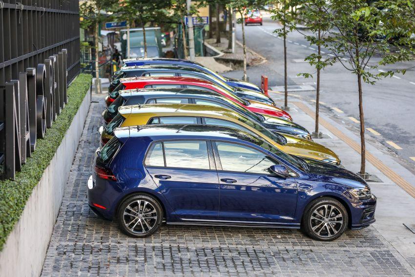 DRIVEN: Volkswagen Golf Mk7.5 – meeting all needs Image #852158