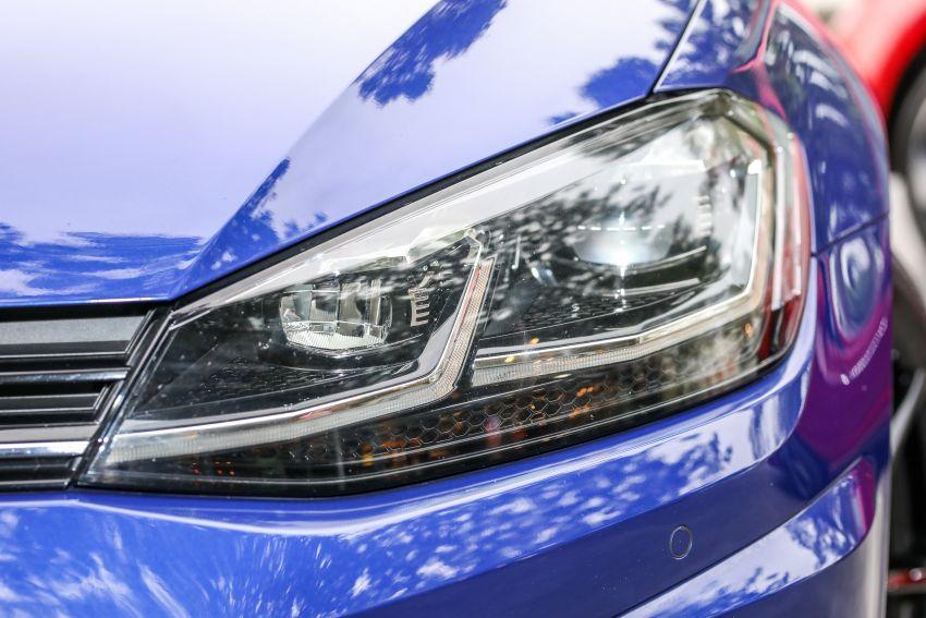 DRIVEN: Volkswagen Golf Mk7.5 – meeting all needs Image #852185
