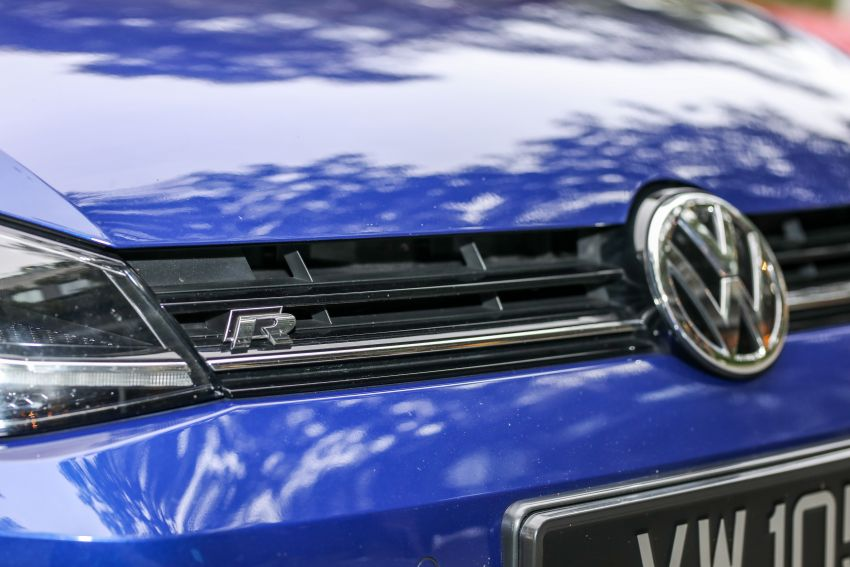 DRIVEN: Volkswagen Golf Mk7.5 – meeting all needs Image #852187