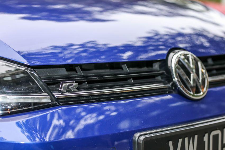 DRIVEN: Volkswagen Golf Mk7.5 – meeting all needs Image #852187