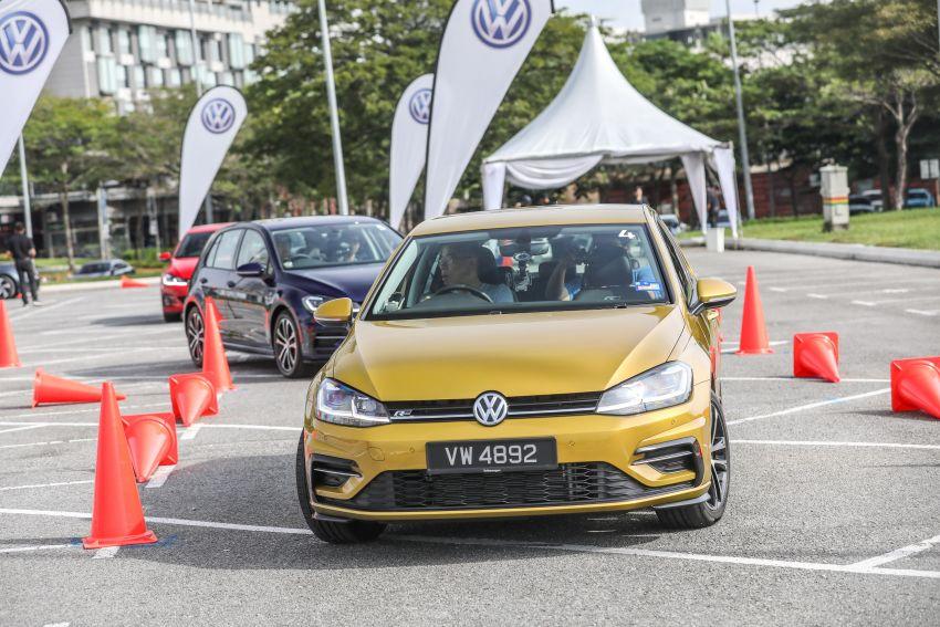 DRIVEN: Volkswagen Golf Mk7.5 – meeting all needs Image #852193