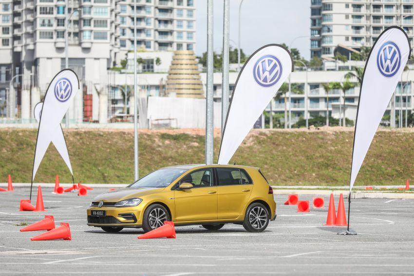 DRIVEN: Volkswagen Golf Mk7.5 – meeting all needs Image #852194