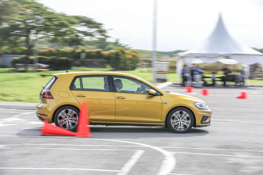 DRIVEN: Volkswagen Golf Mk7.5 – meeting all needs Image #852195